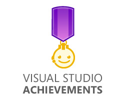 Visual Studio Achievements logo