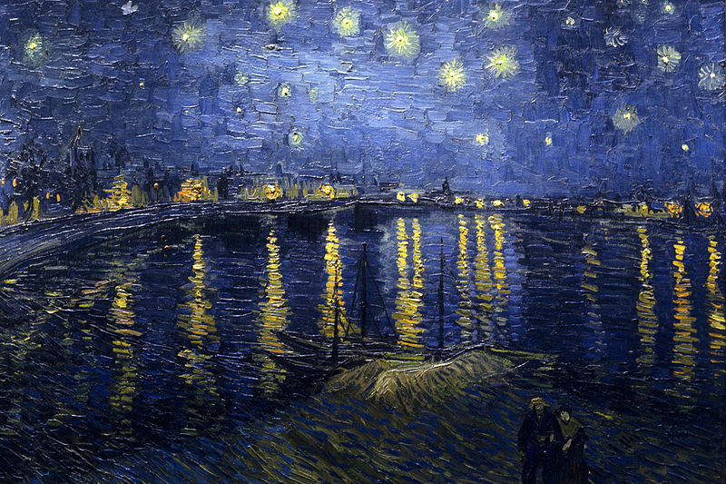 What Van Gogh can teach us about persistence